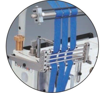 Комплект для пришивання лампасів для Kansai Special FX-4412P