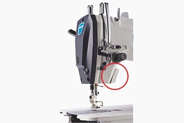 MAQI Q1HL-M-7 Блок кнопки доведення стібка з LED підсвічуванням.