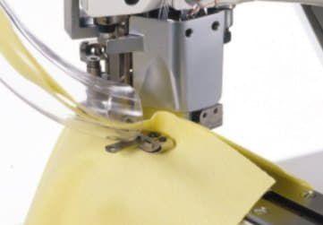флетлок с пылесосной системой сбора обрезков тканей Pegasus FS703P-A-G2x460GFV08 LaRgo