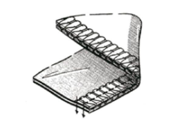 BRUCE BRC X5S-4-MO3/333 Схема шва