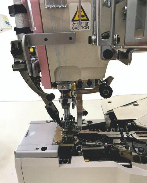 Pegasus W662PVH-01Gx356BS\DINO-928 Механізм обрізки нитки укладчика