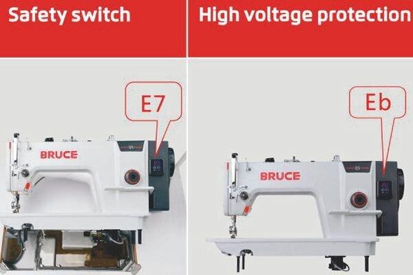 BRUCE Q5H Система захисту