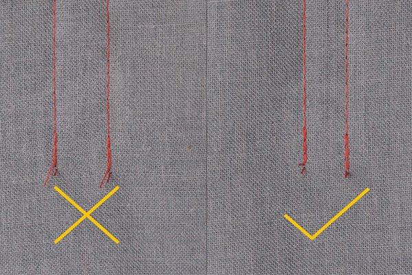 BRUCE R5-Q промислова прямострочна швейна машина автомат з датчиком обриву ниток