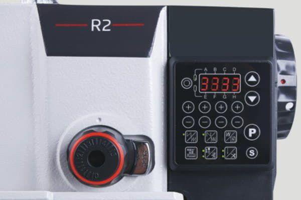 BRUCE R2-4CHZ Вбудований блок керування та серводвигун