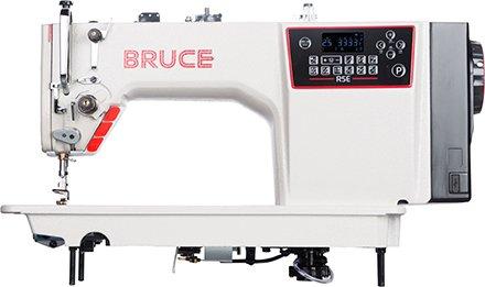 BRUCE R5E-Q-7 промышленная прямострочка автомат с электронной регулировкой длины стежка